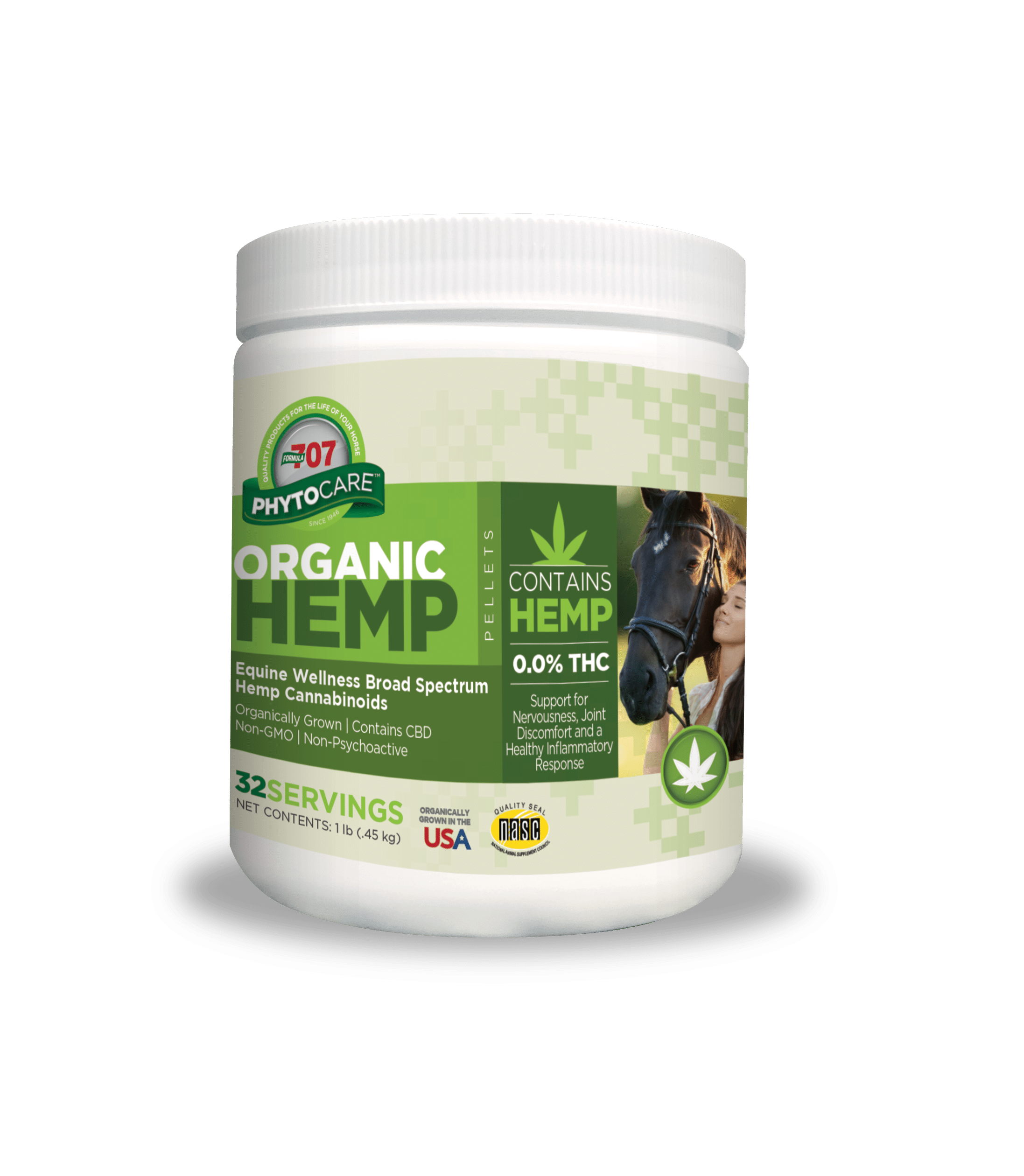707 PhytoCare Organic 1bs
