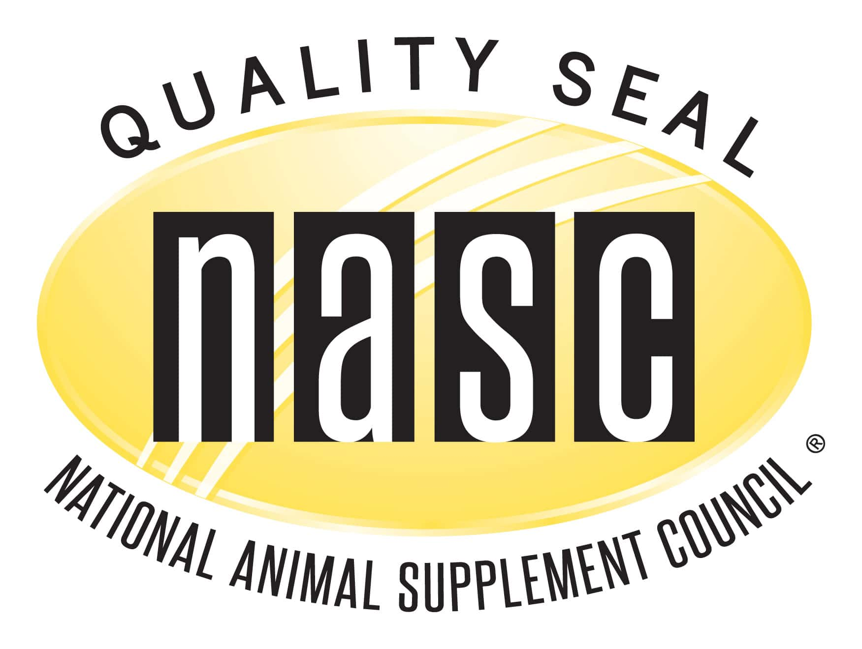National Animal Supplement Council Quality Seal logo
