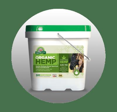 organic hemp bucket