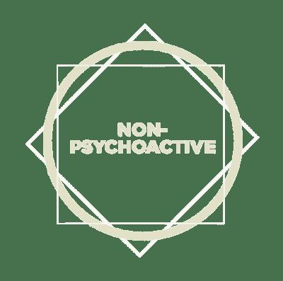 non-psychoactive trust badge