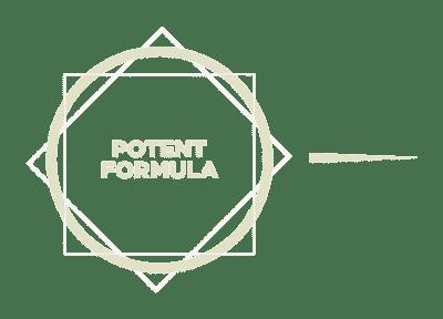 potent formula trust badge